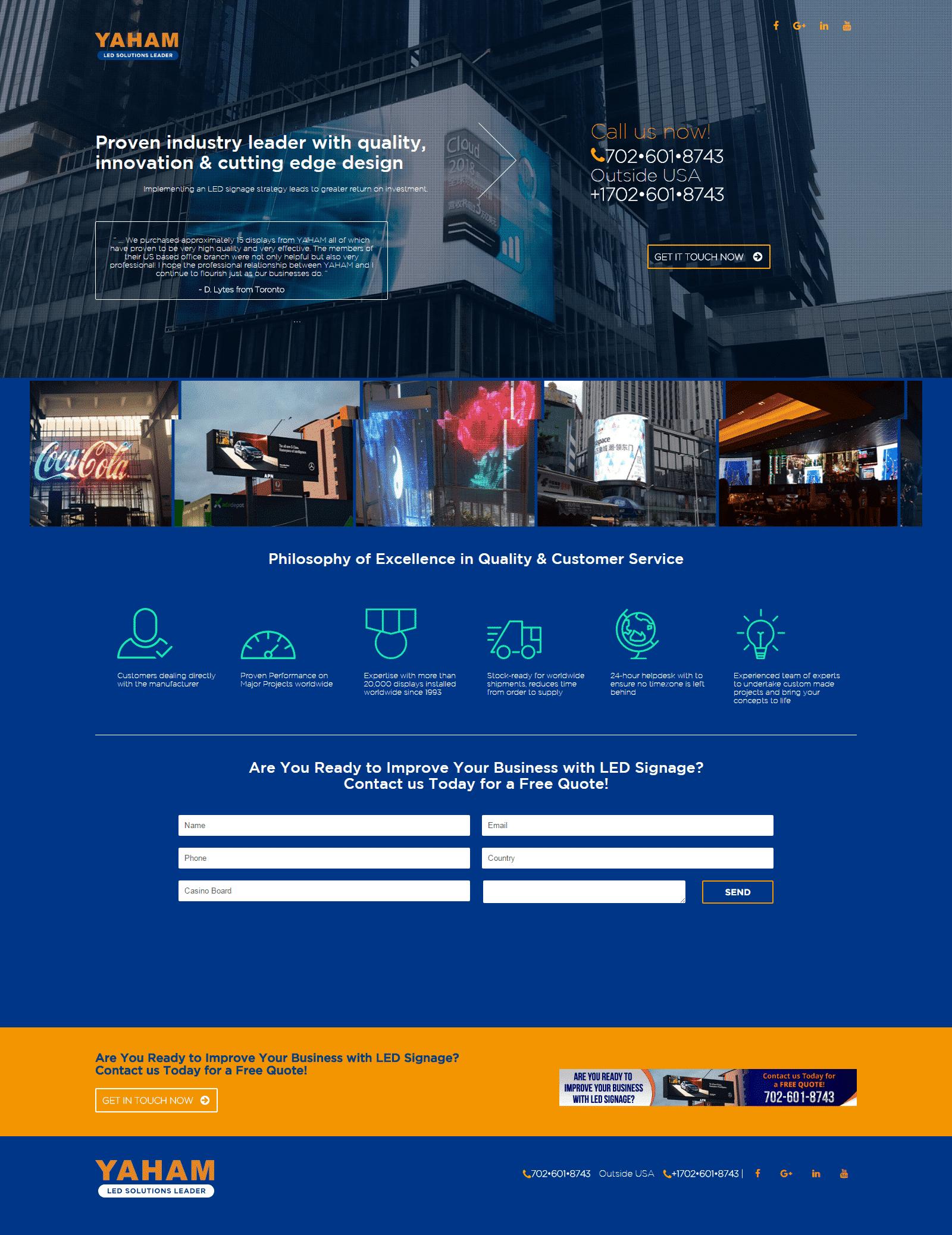 web designer greensboro portfolio
